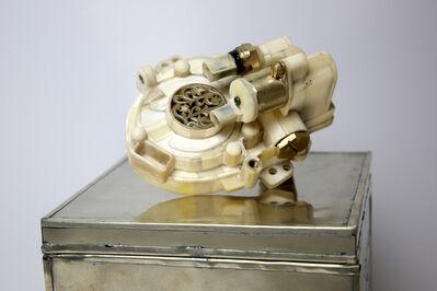 Eric Van Hove, 'V12 Laraki Camshaft Cogwheel Cover', 2013