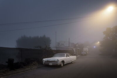 Gerd Ludwig, 'Sleeping Car, Appian Way', 2012
