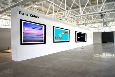 Sara Zaher, 'Multiple Pieces Shown'