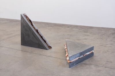 Sara Ramo, 'Hors D'Oeuvre. Slit and a Bed Well Made', 2018