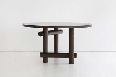Egg Collective, 'Kenny Dining Table - Round', Contemporary