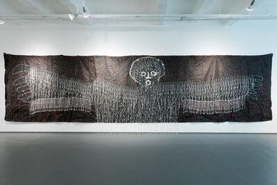 Victor Ehikhamenor, 'Beatification of a Black Angel'