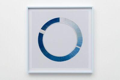 Elise Rasmussen, 'Cyanometer (light blue)', 2018