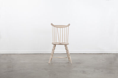 Norman Kelley, 'Comb-Back Side Chair', 2013