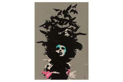 Eelus, 'Raven Haired', 2008
