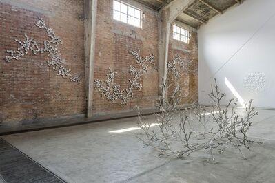 Loris Cecchini, 'The Ineffable gardener and inherent transience', 2013