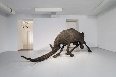 Mirsad Herenda, 'O.T. (Steinbock)', 2010