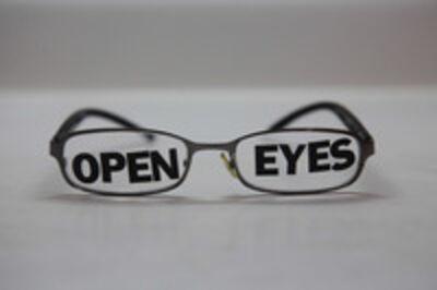 Victor Vazquez, 'Open Eyes', 2014