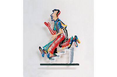 David Gerstein, 'M. Descending the Staircase', 2005