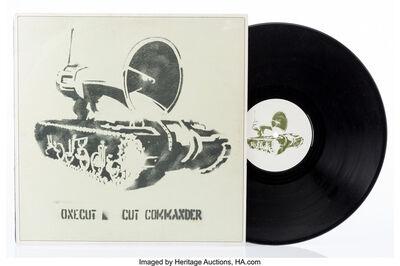 Banksy, 'OneCut- Cut Commander', 1998