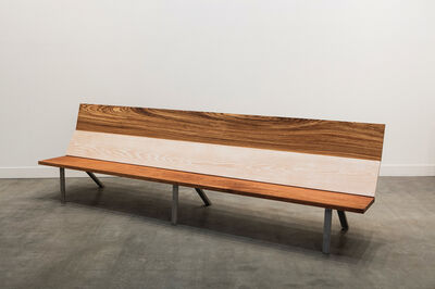 Mark Handforth, 'Untitled Bench', 2016