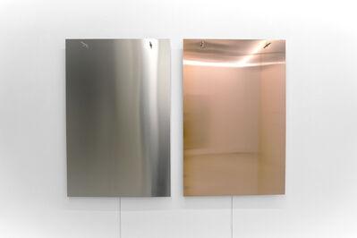 Finnbogi Pétursson, 'Relatives Aluminum-Copper', 2019