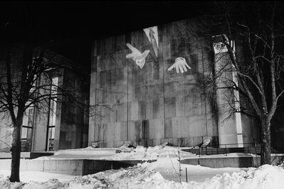 Krzysztof Wodiczko, 'Confederation Centre of the Arts, Charlottetown, Prince Edward Island, Canada', 1981-2010