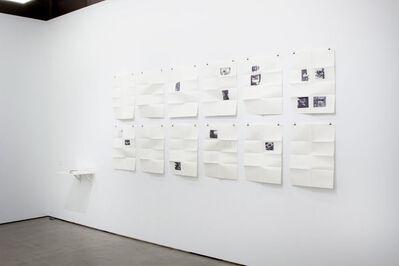 Ira Lombardía, 'La cámara Lucida. (After Roland Barthes)', 2015