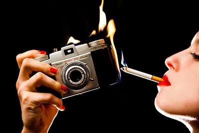 Tyler Shields, 'Kodak', 2012