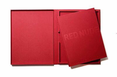 Michael Thompson, 'Red Nude (Meridian Press)', 2010
