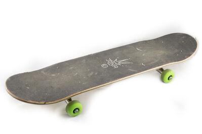 Jona Cerwinske, 'Jona Skateboard ', 2014