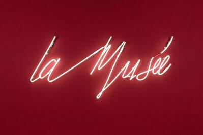 Anne Deguelle, 'La Musée', 2020