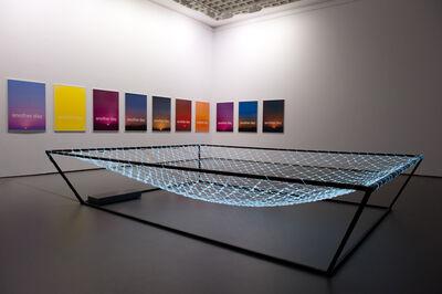 Marijke van Warmerdam, 'Eyecatcher, light sculpture', 2011