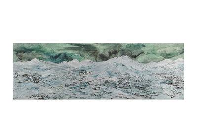 Aaliyah Gupta, 'Ocean (dusk)', 2017