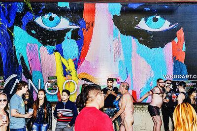 Mitchell Funk, 'Folsom Street Fair,  BDSM  Leather Event #13', 2015