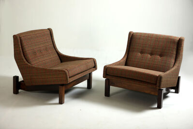 Sergio Rodrigues, 'Paraty armchairs', 1963