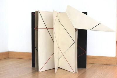Grazia Varisco, 'Cartonlibro - Extrapagina', 1975-1976