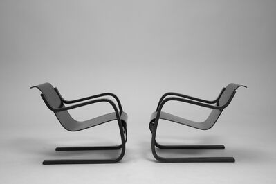 Alvar Aalto, 'Pair of Armchairs, Model no. 31', ca. 1932