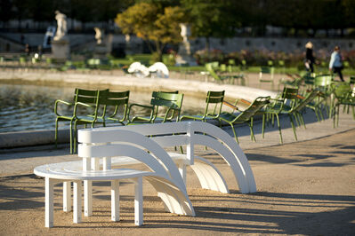 Jeppe Hein, 'Modified Social Bench #30', 2012
