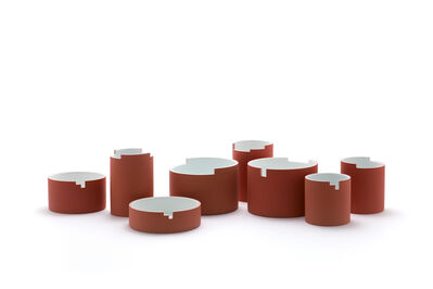 Minsoo Lee, 'Cylinders', 2016