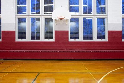 Chris Shepherd, 'Humberside Collegiate Institute Boys Gymnasium', 2011