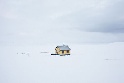 Maroesjka Lavigne, 'Yellow House, On the Road', 2011