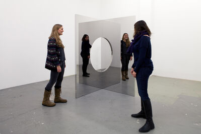 Jeppe Hein, 'Geometric Mirrors V', 2012