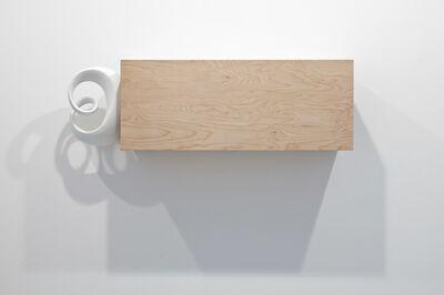 Piero Golia, 'SCULPTURE ON PEDESTAL 4', 2012