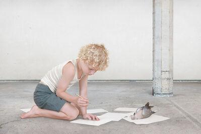 Loretta Lux, 'The Dove', 2006