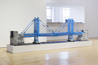 Kambel Smith, 'Ben Franklin Bridge', 2017-2019