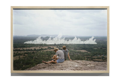 Trevor Yeung, 'Rock Sitters (The World is Burning)', 2019