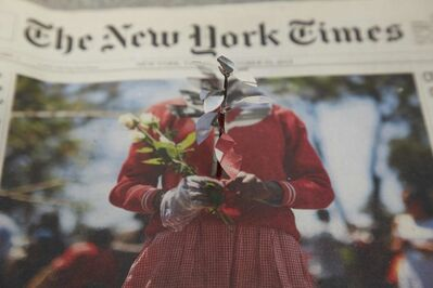 Yuken Teruya, 'New York Times, 22 oct 2013', 2013