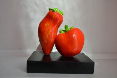 "Jan Kirsh, 'Tomato Partners ""Saucy Sweethearts""'"