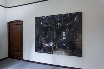 Tjebbe Beekman, 'Stil de tijd', 2014