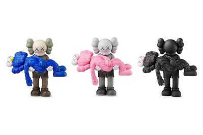 KAWS, 'Gone (Set of 3)', 2019