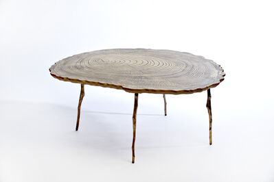 Sharon Sides, 'Lean Coffee Table', 2015