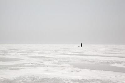 Victoria Crayhon, 'Ice Fishing Amurskiy Bay', 2011