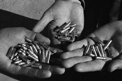 Wynn Miller, 'Bullets,East LA, Maravilla Neighborhood', 1977