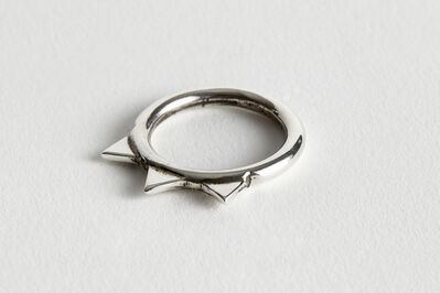 Audrey Werner, 'Spike Ring', 1998