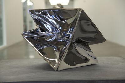 Ewerdt Hilgemann, 'Imploded Cube', 2014