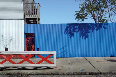 """David Kutz, 'Retro #2875; Brooklyn, NY  USA; October 2013; 40°40'42"""" N 73°59'22"""" W'"""