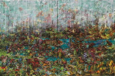 Ali Banisadr, 'It Happened and It Never Did', 2011