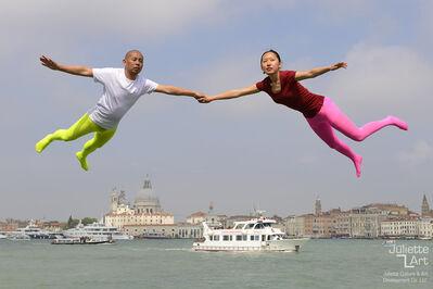 Li Wei 李日韦, 'Fly Over Venice', 2013