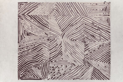 Thaddeus Wolfe, ''Patterned Carpet' ', 2017